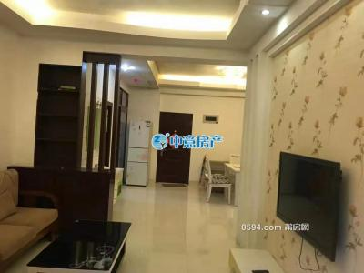 中特三和觀天下精裝修兩房家電家具齊全2700元/月-莆田租房