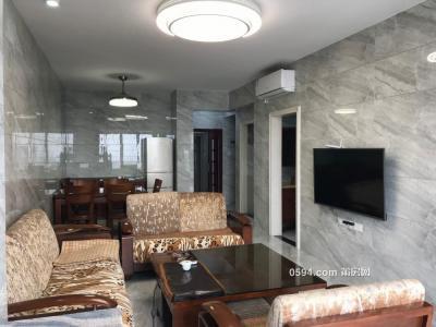 涵江沃爾瑪附近 天瀾城 3室2廳2衛 包物業網絡 拎包入住-莆田租房
