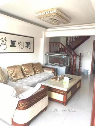 華僑新城 3房2廳2衛 中檔裝修 家具家電齊全 租2500-莆田租房
