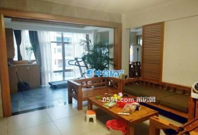 皇城水岸 149平大三房 高層精裝修 南北東戶型 僅售215萬-莆田二手房
