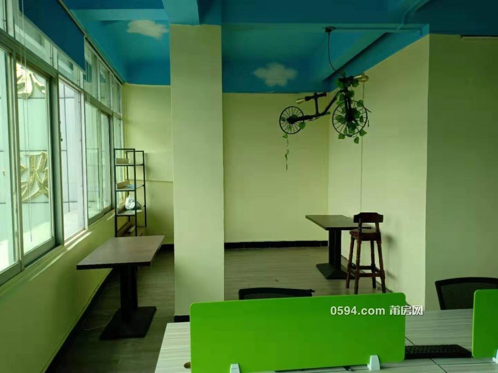 閩中互聯網產業園小型辦公室招租,免水費物業中介費-