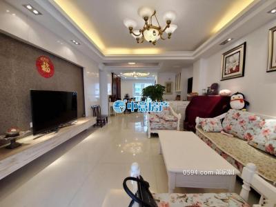 萬輝國際城 標準4房豪華裝修 中高層 零公攤 只要221萬-莆田二手房