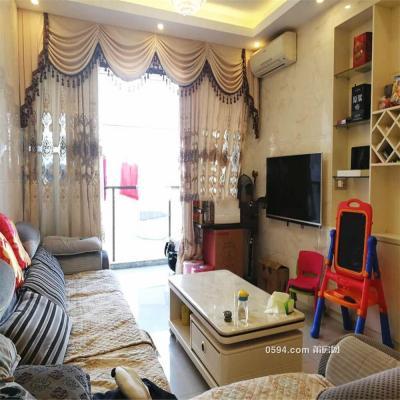 雅颂居 稀有1居室户型 总价低 朝向好 楼层好精装修-莆田二手房