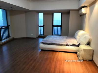 宏基旁 万达广场精装单身公寓 两面光 高层无遮挡-莆田二手房