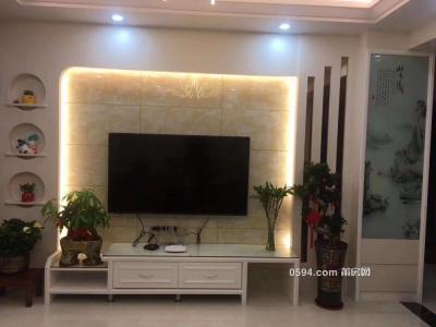 黃石地王3房出租精裝修,高層三面采光家電家具齊全-莆田租房