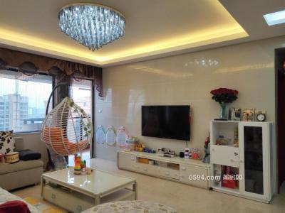 皇庭骏景 高层 南北通透 精装三房 价314万-莆田二手房