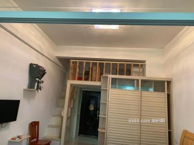 小希尔顿单身公寓 楼下就是健身房  精装修 视野采光-莆田二手房