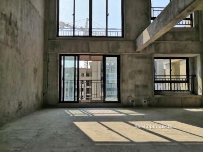正荣府高层溪景房复式楼中楼送一百多超大面积视野无遮拦-莆田二手房