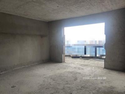 一中对面 凤达滨河豪园 三面光超 级大平层通透读南门-莆田二手房