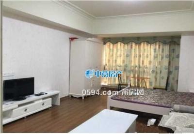 万达SOHO 单身公寓 拎包入住 交通便利 面积48平方 总价42万-莆田二手房