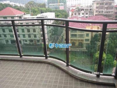 名邦豪苑 高层,170平大3房精装 月租4000元办公居住都可以-莆田租房