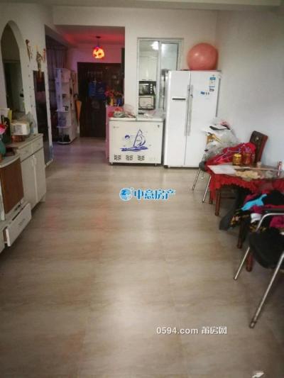 荣华书苑 78平方 2房2厅1卫 南北通透 精装修底层105万-莆田二手房