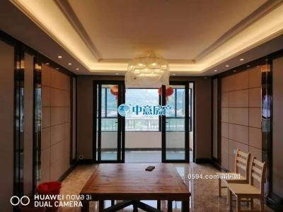 恒大御景半島 3室 2廳 4500/月 寬敞明亮 家具齊全 電梯房-莆田租房