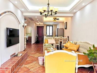 豪华欧式风格 3房2厅2卫 家电家具齐全 正荣润城靠-莆田租房