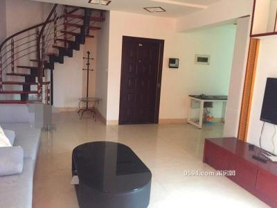 大地香港城 3房2廳120平米 精致裝修家具家電齊全-莆田租房