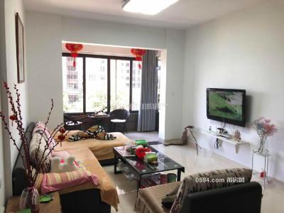 急转租(正荣财富)110平精装3室超大阳台可商可住-莆田租房