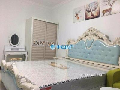 立丰左岸蓝湾 精装单身公寓 南北通透 每月只要1600元-莆田租房