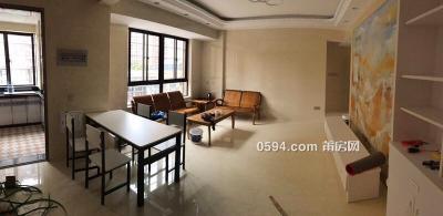 利通塘北壹号 3室2厅2卫 租金2600-莆田租房