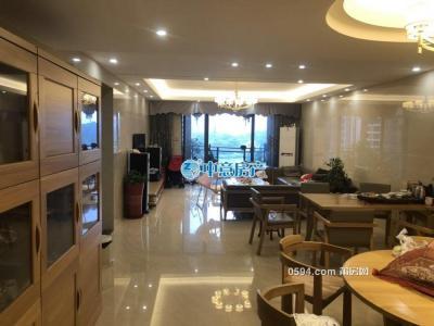 名邦楼王  黄金楼层  精装修大3房 视野好客厅对着别墅群-万博博彩官网二手房