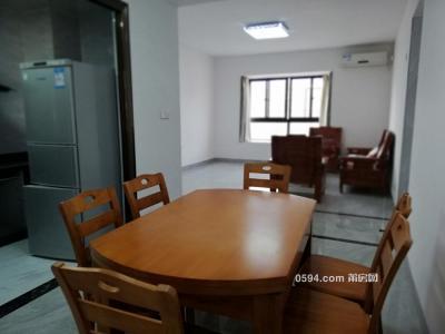 万达广场霞林学校旁幸福家园高层三房两厅拎包入住,有钥-莆田租房