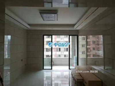万达幸福家园 豪装90㎡两房两厅两卫 电梯中间楼层仅租2500-莆田租房