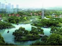绶溪公园规划