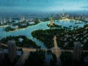 玉湖新城规划效果图3