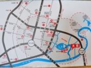 莆田万科城项目区位图
