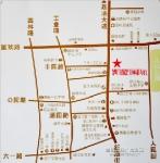 景隆凯旋国际区位图