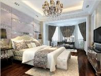 洋房卧室效果图