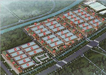 中国木业城鸟瞰图