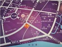 华港财富港湾区位图