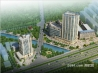 酒店鸟瞰图1 (从城港大道看)