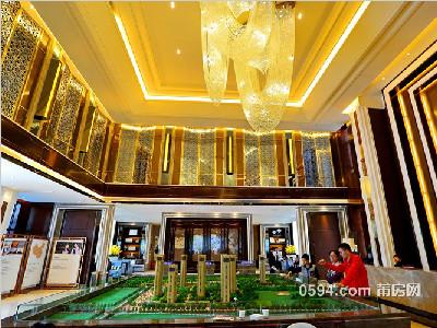 保利香槟国际售楼部