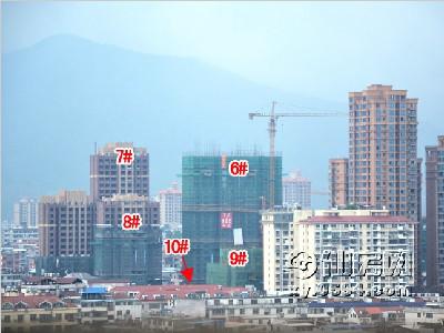 锦福上城工程进度