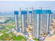 莆田万科城2016年6月工程进度