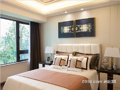 142㎡复式样板房卧室