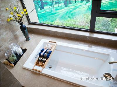 142㎡复式样板房卫生间