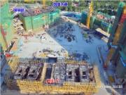 2017年10月工程进度图