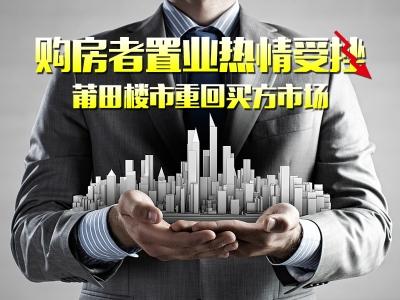 购房者置业热情受挫 莆田楼市重回买方市场