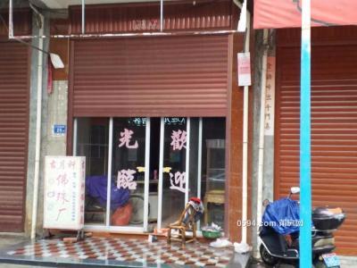 仙游鯉西路店面招租-莆田租房