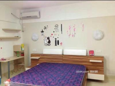 華僑新城 單身公寓 精致裝修免交物業費網絡費-莆田租房