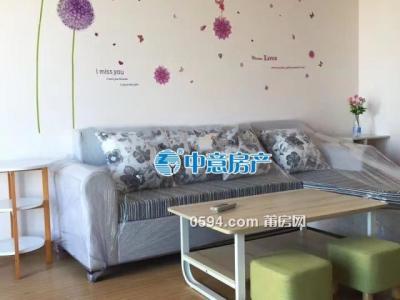 萬達華城 精裝2房 中間樓層 家具家電齊全 只要2700元/月-莆田租房