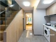 38㎡厨房+楼梯