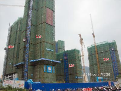 2018年10月工程进度