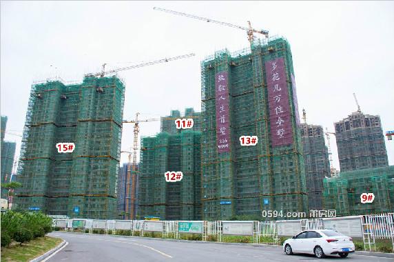 2018年11月工程进度