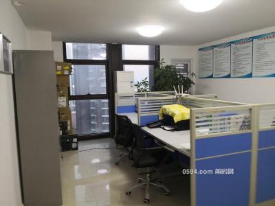 喜盈门办公楼2号楼10层精装修出租-莆田租房