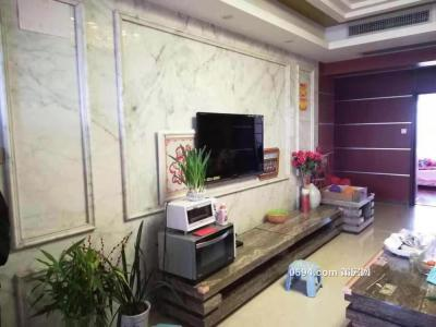 涵江西河公園旁帝景蘭灣高層精裝大3房137.55㎡售115萬-莆田二手房