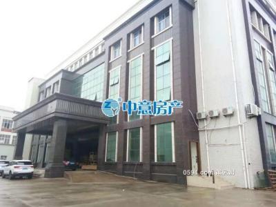 东峤木材加工区 土地面积110亩 有产权41500平米 总价1.1亿-莆田二手房