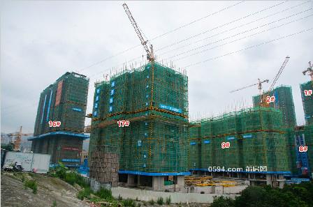 2019年6月工程進度